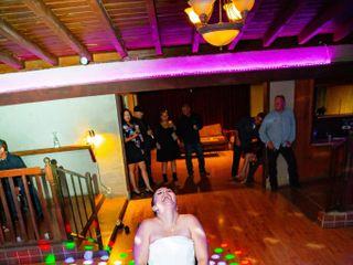 The wedding of Johnathan and Tami 1