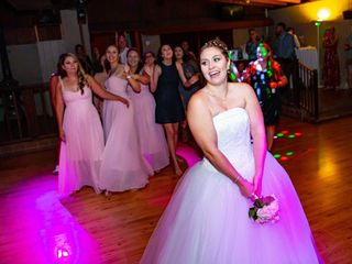 The wedding of Johnathan and Tami 2