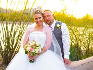 The wedding of Johnathan and Tami