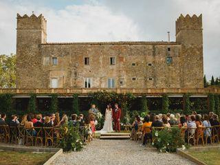 The wedding of Lara and Luke 1