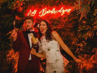 The wedding of Lara and Luke 2