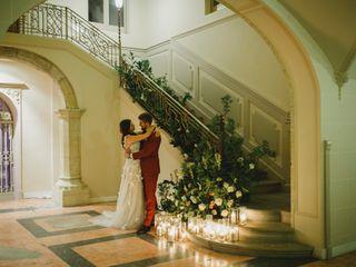 The wedding of Lara and Luke