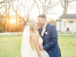 The wedding of Jonathan and Amy