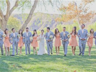 Jacquelyn and Sean's Wedding in Simi Valley, California 3