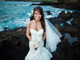 Valerie and Jerin's wedding in Hawaii 3