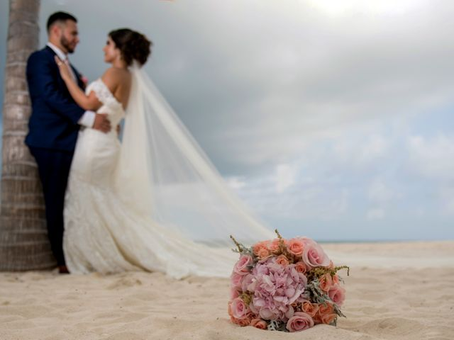 Alex and Maribel's Wedding in Cancun, Mexico 2