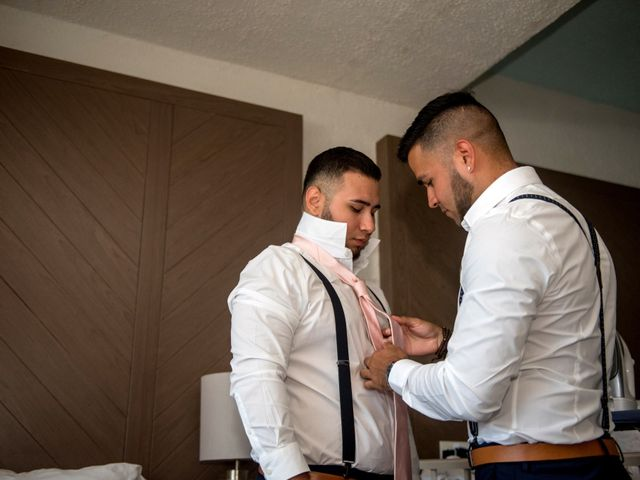 Alex and Maribel's Wedding in Cancun, Mexico 6