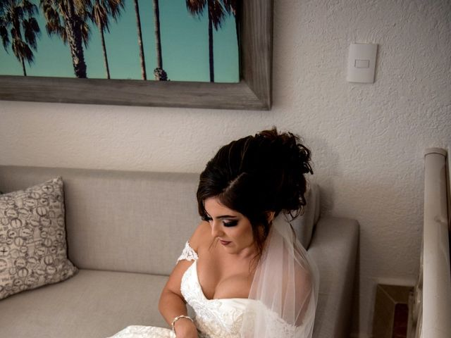 Alex and Maribel's Wedding in Cancun, Mexico 14