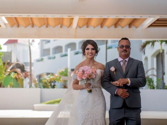 Alex and Maribel's Wedding in Cancun, Mexico 18