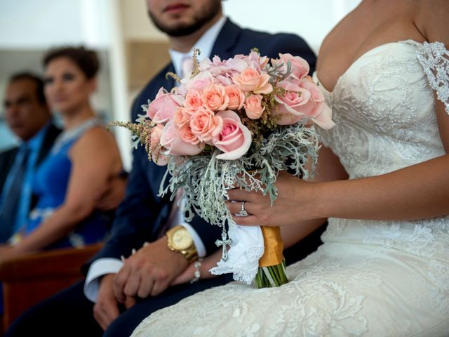 Alex and Maribel's Wedding in Cancun, Mexico 20