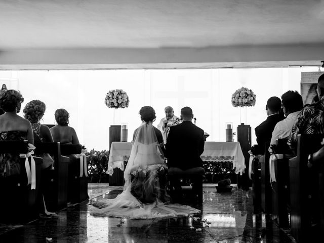 Alex and Maribel's Wedding in Cancun, Mexico 21
