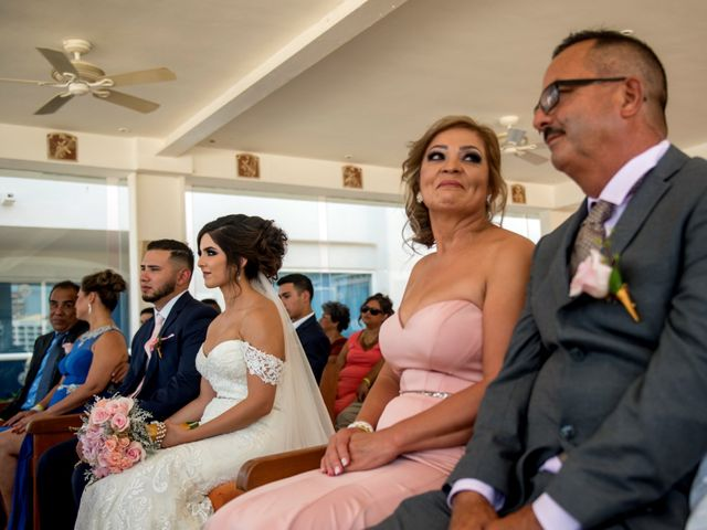 Alex and Maribel's Wedding in Cancun, Mexico 22