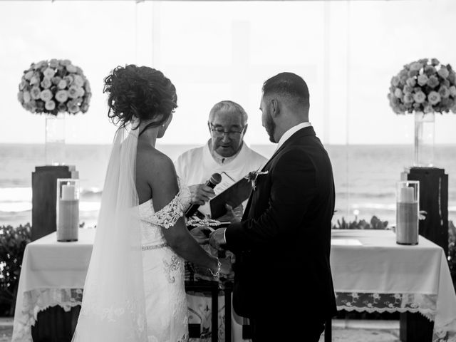 Alex and Maribel's Wedding in Cancun, Mexico 25