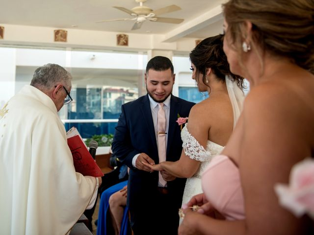 Alex and Maribel's Wedding in Cancun, Mexico 26