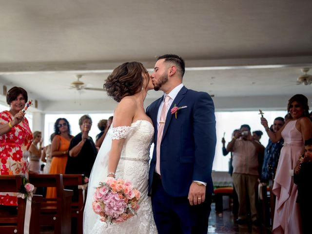 Alex and Maribel's Wedding in Cancun, Mexico 29