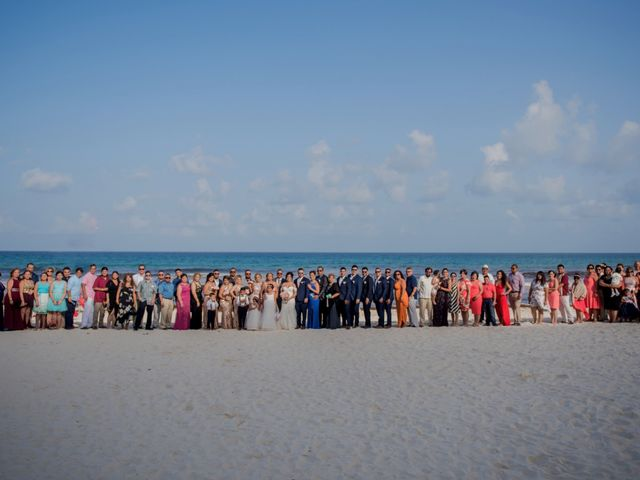 Alex and Maribel's Wedding in Cancun, Mexico 30
