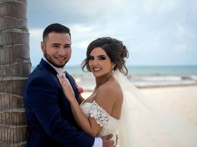 Alex and Maribel's Wedding in Cancun, Mexico 39