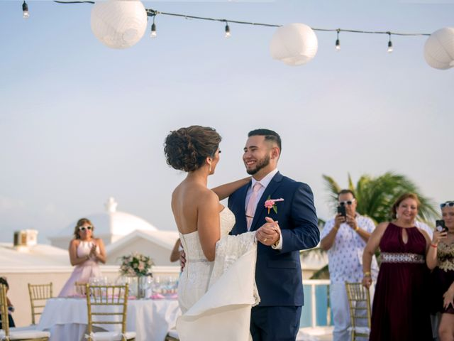 Alex and Maribel's Wedding in Cancun, Mexico 42