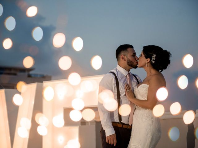 Alex and Maribel's Wedding in Cancun, Mexico 47
