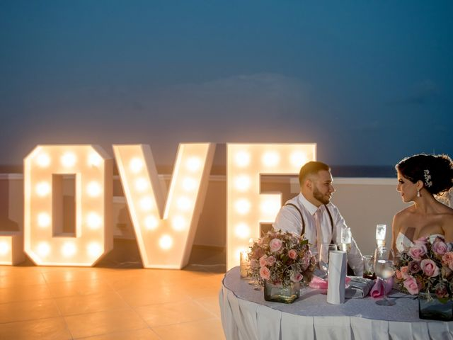 Alex and Maribel's Wedding in Cancun, Mexico 1