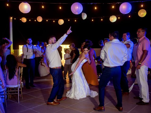 Alex and Maribel's Wedding in Cancun, Mexico 50