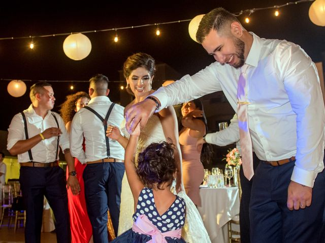 Alex and Maribel's Wedding in Cancun, Mexico 51