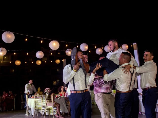 Alex and Maribel's Wedding in Cancun, Mexico 53