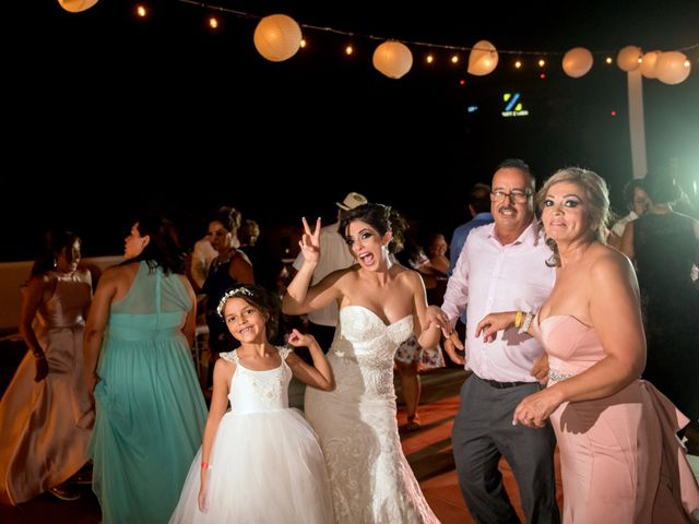 Alex and Maribel's Wedding in Cancun, Mexico 55