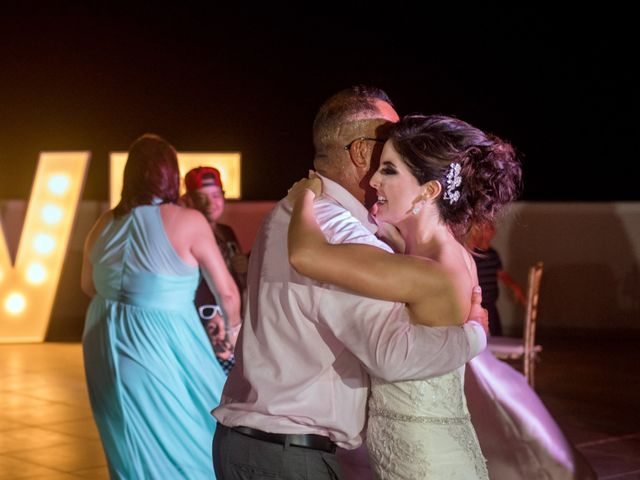 Alex and Maribel's Wedding in Cancun, Mexico 56