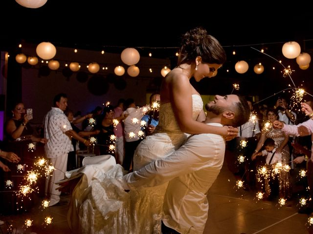 The wedding of Maribel and Alex