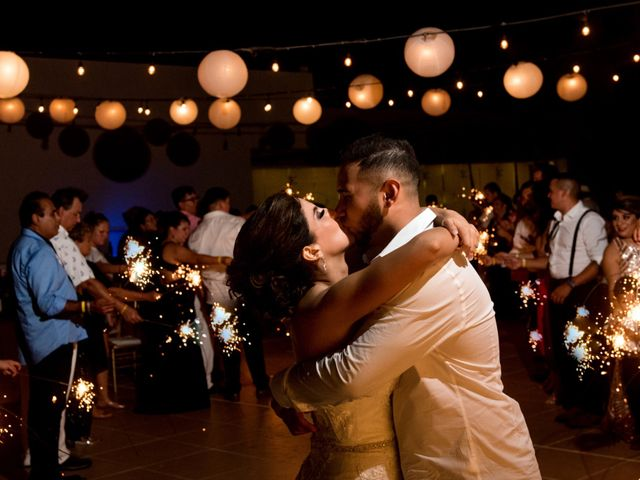 Alex and Maribel's Wedding in Cancun, Mexico 61