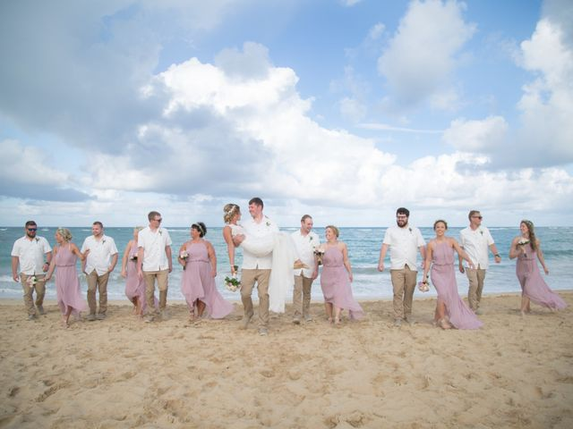 Brandon and Jade's Wedding in Punta Cana, Dominican Republic 1