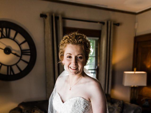 Abby and Phil's Wedding in Cedar Rapids, Iowa 6