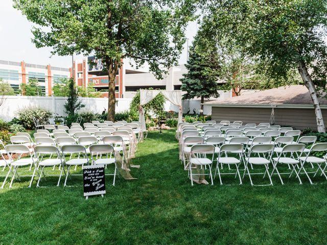 Abby and Phil's Wedding in Cedar Rapids, Iowa 12