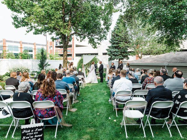 Abby and Phil's Wedding in Cedar Rapids, Iowa 14