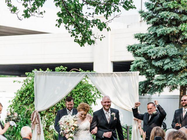 Abby and Phil's Wedding in Cedar Rapids, Iowa 15