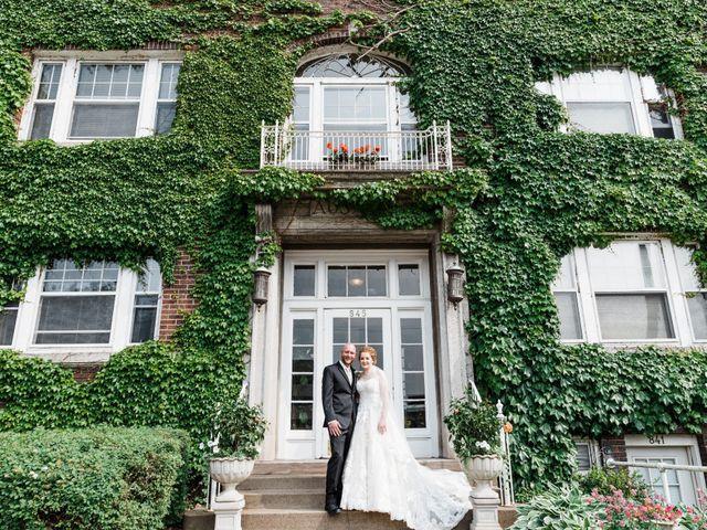 Abby and Phil's Wedding in Cedar Rapids, Iowa 16
