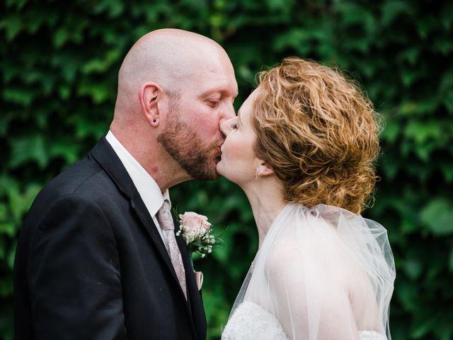 Abby and Phil's Wedding in Cedar Rapids, Iowa 20