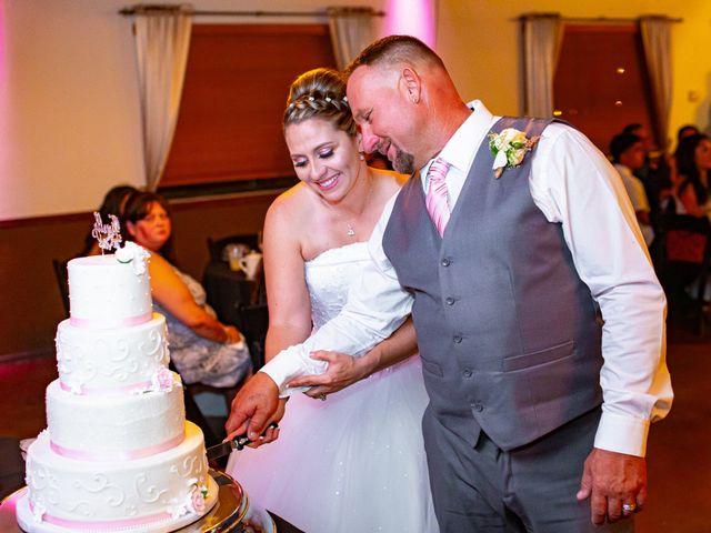 Tami and Johnathan's Wedding in Tucson, Arizona 5