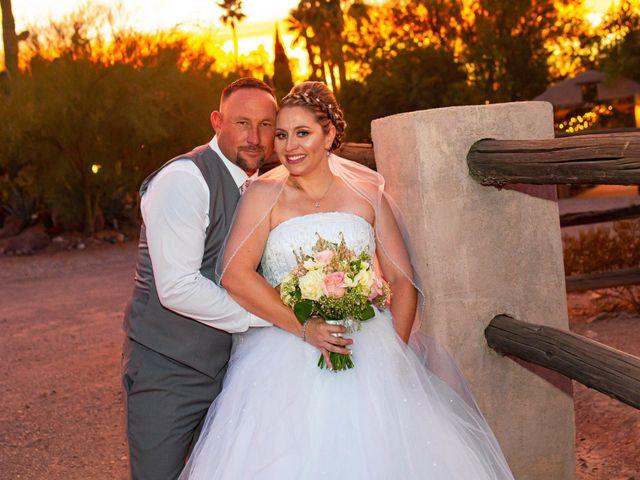 Tami and Johnathan's Wedding in Tucson, Arizona 8