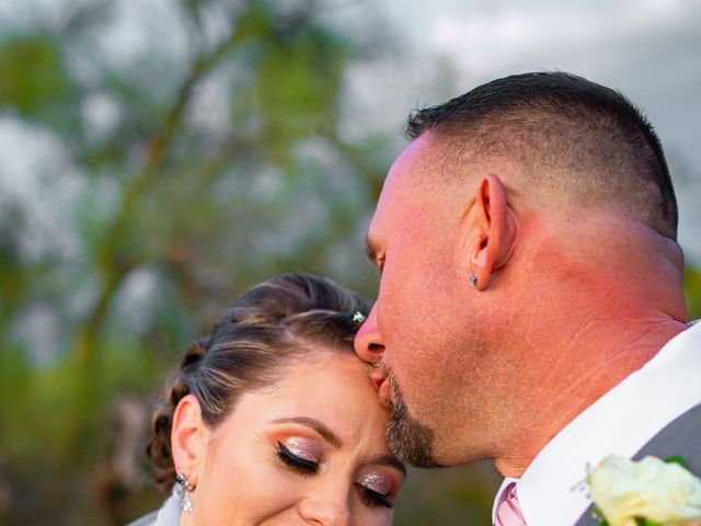 Tami and Johnathan's Wedding in Tucson, Arizona 10