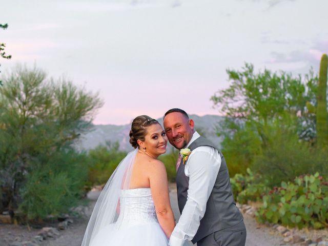 Tami and Johnathan's Wedding in Tucson, Arizona 11