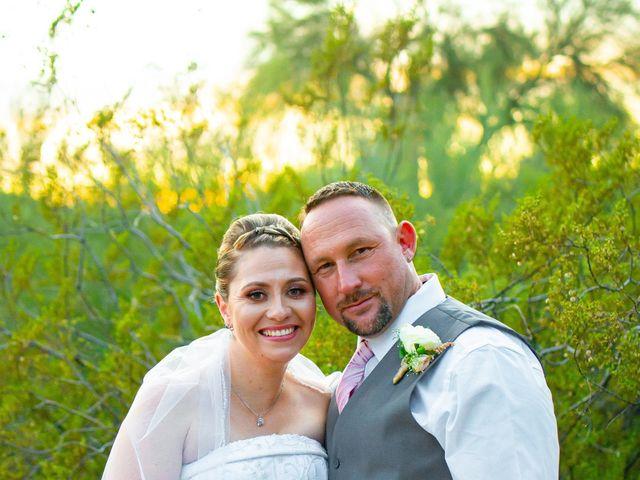 Tami and Johnathan's Wedding in Tucson, Arizona 1