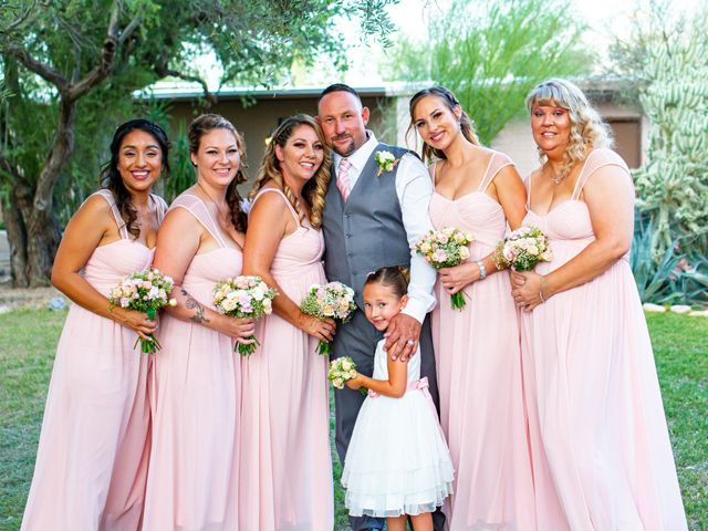 Tami and Johnathan's Wedding in Tucson, Arizona 15