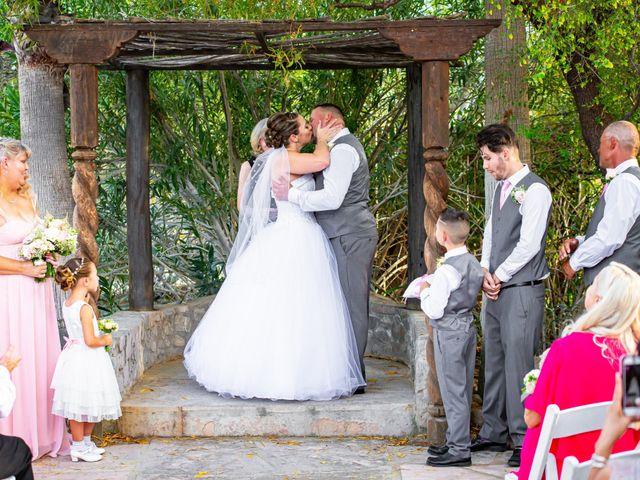 Tami and Johnathan's Wedding in Tucson, Arizona 18
