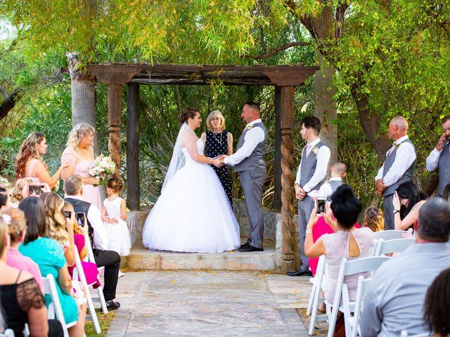 Tami and Johnathan's Wedding in Tucson, Arizona 19