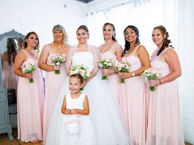 Tami and Johnathan's Wedding in Tucson, Arizona 21