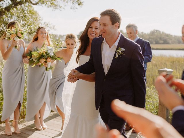The wedding of Carly and Jon