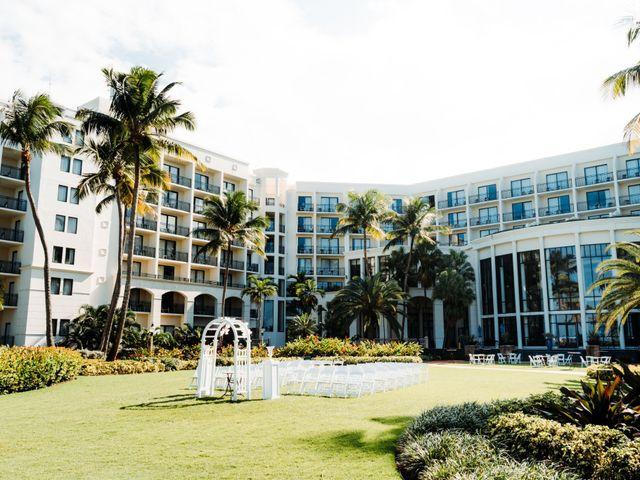 Andrew and Mindy's Wedding in Rio Grande, Puerto Rico 3