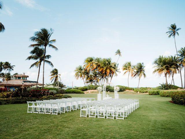Andrew and Mindy's Wedding in Rio Grande, Puerto Rico 4